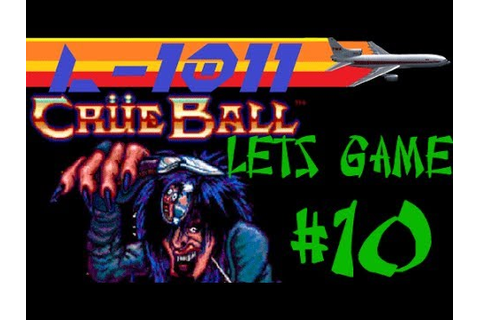 Let's Game #10 - Crue Ball (Sega Genesis) - YouTube