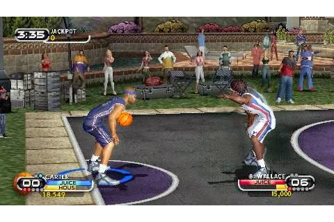NBA Street Showdown | Download Game PSP PPSSPP PS3 Free