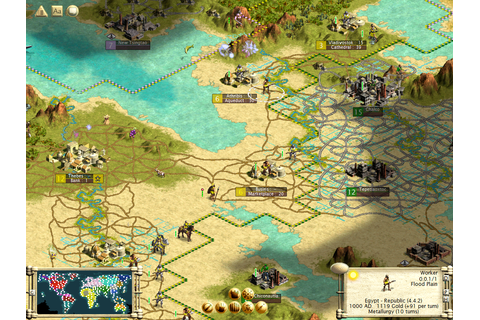 Sid Meier's Civilization III Screenshots for Windows ...