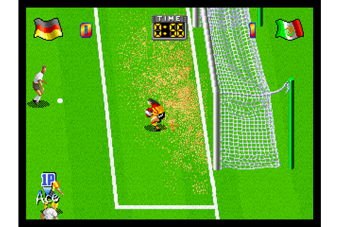 Super Sidekicks (1992) Neo-Geo game