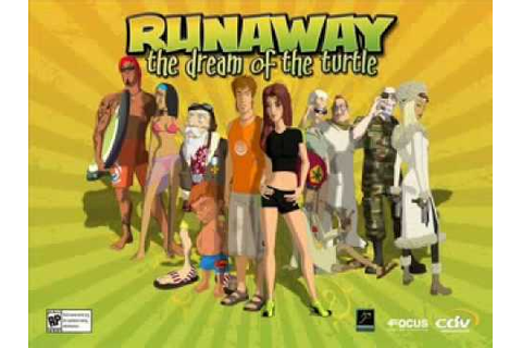 Runaway 2 Dream of the Turtle Theme - YouTube