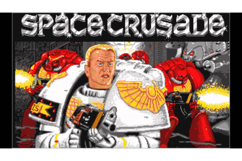 Space Crusade in game music Atari ST - YouTube