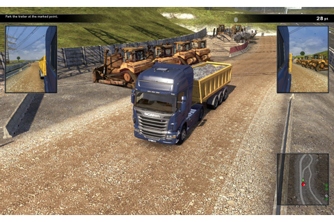 Scania Truck Driving Simulator: The Game - PC Full Version ...