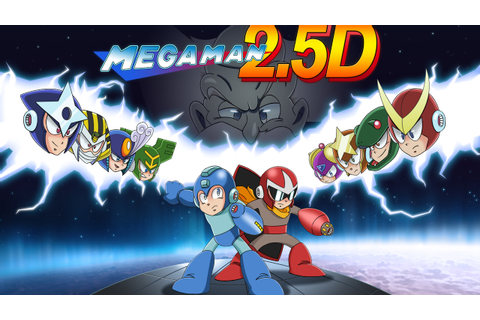 Mega Man 2.5D - Release trailer - YouTube