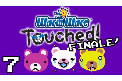 WarioWare: Touched! - PART 7 - FINALE! - YouTube
