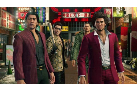 Yakuza: Like a Dragon Chapter 7 Spider's Nest Walkthrough ...