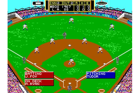 Micro League Baseball 1 download PC