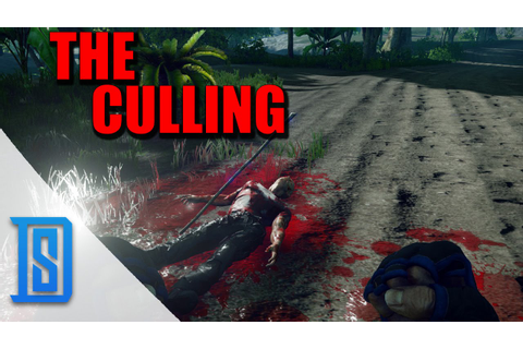 The Culling - FIRST MATCH/LEARNING (Closed Alpha-THE ...