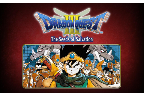 DRAGON QUEST III - Android Apps on Google Play