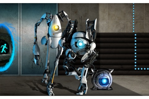 Portal 2 Game #4180381, 1920x1200 | All For Desktop