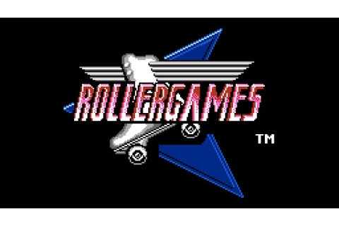 Rollergames - NES Gameplay - YouTube