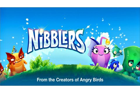 Nibblers (By Rovio Entertainment Ltd) iOS / Android ...