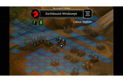 [iPhone Strategy Game] RAVENMARK: Scourge of Estellion ...
