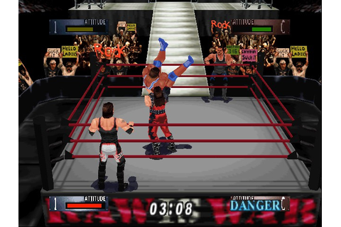The Best Pro Wrestling Games That the N64 Has to Offer ...