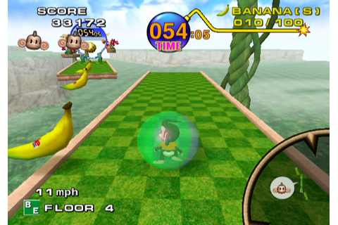 The Gift of Perseverance: Super Monkey Ball and Super ...
