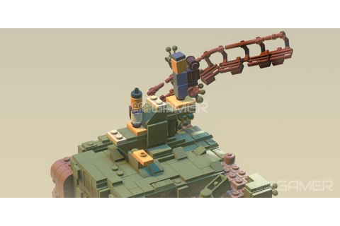 Relaxing Puzzle Game Lego Builder's Journey Out Now On ...