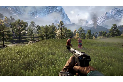 Far Cry 4 Gameplay Demo (E3 2014) (PS4) - YouTube