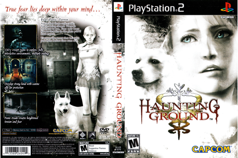 Haunting Ground – PS2 | Games That I've Recently Beaten