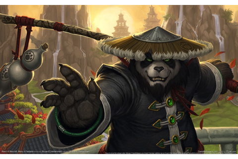 Drops De Games: World Of Warcraft : Mists Of Pandaria