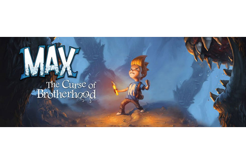 AlyssiaRose: Max: The Curse of the Brotherhood