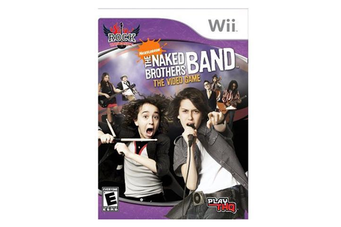 Naked Brothers band Wii Game - Newegg.com