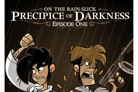 Penny Arcade Adventures: On the Rain-Slick Precipice of ...