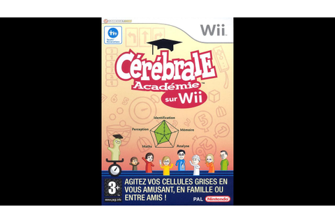 let's play cerebrale academie wii - YouTube