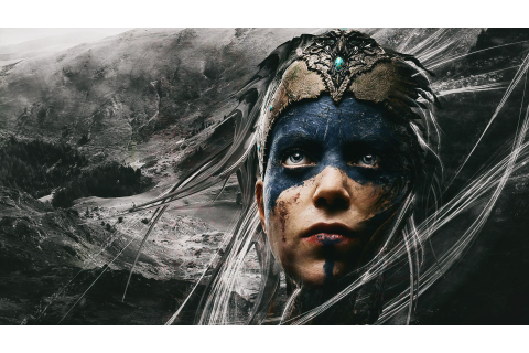 Hellblade Senuas Sacrifice Video Game HD desktop wallpaper ...
