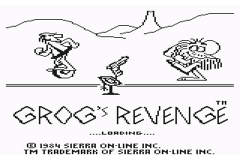 Download B.C. II: Grog's Revenge (ColecoVision) - My Abandonware