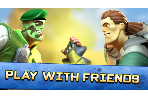 Top 10 Games Of Play With Friends For iPhone, iPod And ...