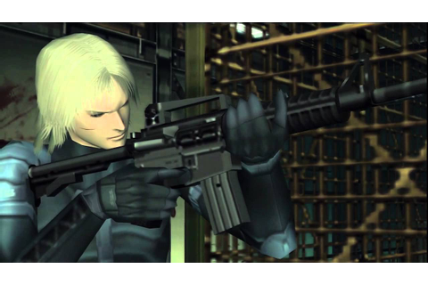 Metal Gear Solid 2: Sons of Liberty HD - Gameplay - Part 6 ...