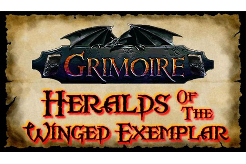 Grimoire : Heralds of the Winged Exemplar v1.2.0.7 Torrent ...