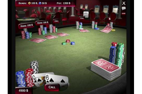 Poker 3D -Texas Hold'em (Deluxe) - for PC - YouTube