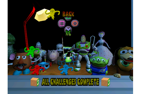 Juegos: Toy Story Racer