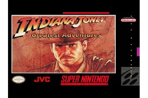 Indiana Jones Greatest Adventures Walkthrough Complete ...