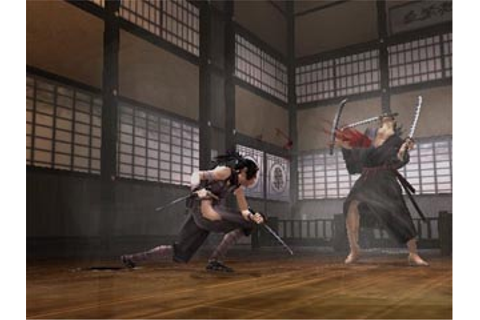 Tenchu: Fatal Shadows Review / Preview for PlayStation 2 (PS2)