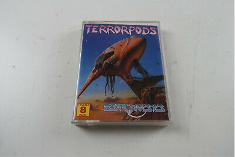 Terrorpods A Psygnosis Game for the Commodore Amiga ...