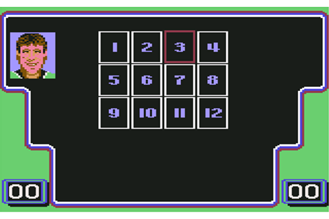 A Question of Sport Screenshots for Commodore 64 - MobyGames