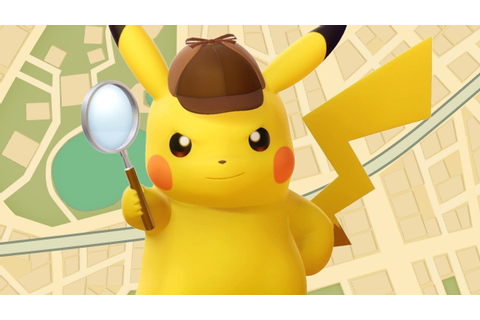 Free Detective Pikachu Demo Available Now on Nintendo eShop