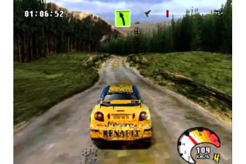 (PSX) Mobil 1 Rally Championship Gameplay - YouTube
