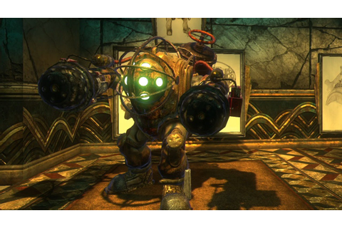 Bioshock: The Collection - Touring the Museum of Orphaned ...