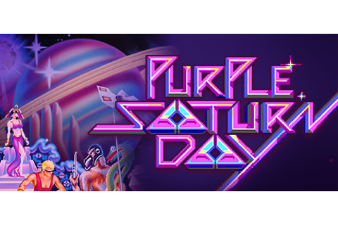 Purple Saturn Day Free Download PC Game full version