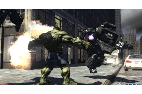 DOWNLOAD THE INCREDIBLE HULK FULL VERSION PC GAME ...