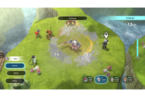 JRPG Lost Sphear Announced for Switch/PS4/PC by Square ...
