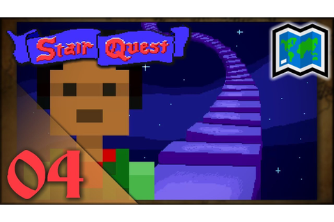 ️ Stair Quest #4: Finally!... NOOOO! - YouTube