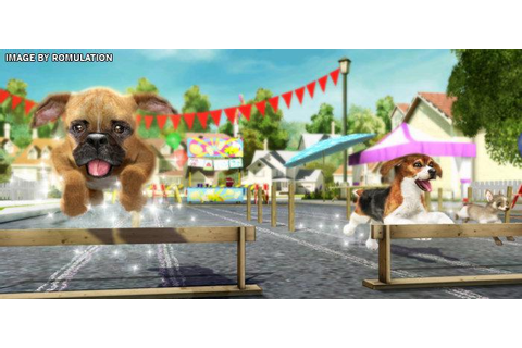 Petz Sports - Dog Playground (USA) Nintendo Wii ISO ...