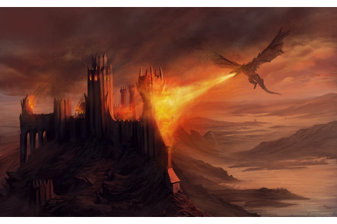Burning of Harrenhal - A Wiki of Ice and Fire