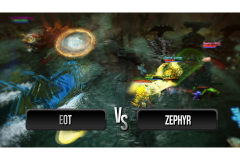 Highlights from EoT vs Zephyr (Game 5) @ Nexon Sponsorship ...