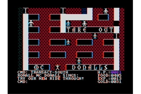 Ultima II: The Revenge of the Enchantress Game Download