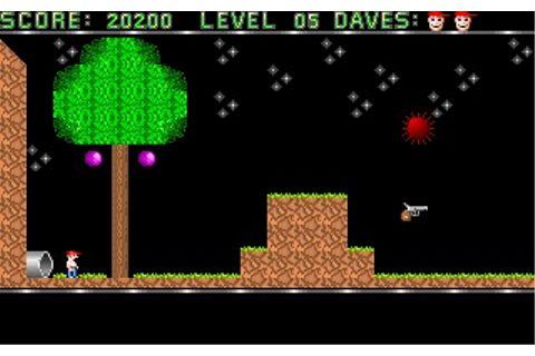 Dangerous Dave Game Download